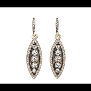 Fair Isle Drop Earrings